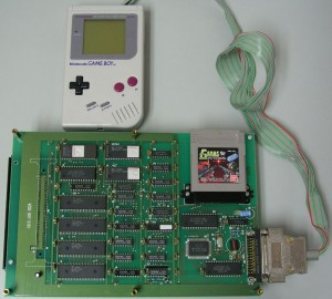 Gameboy Wideboy development board